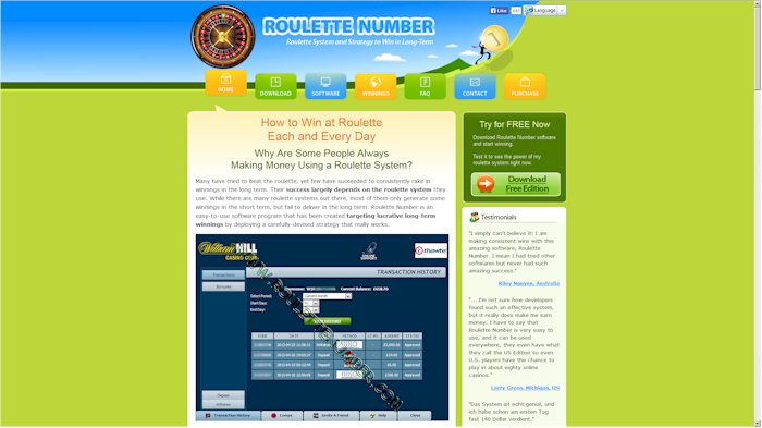 roulettenumber.com
