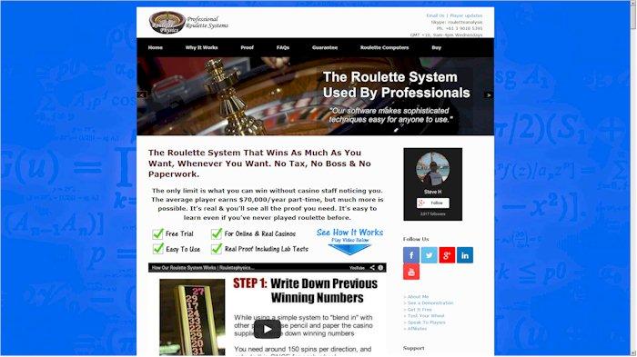 roulettephysics.com