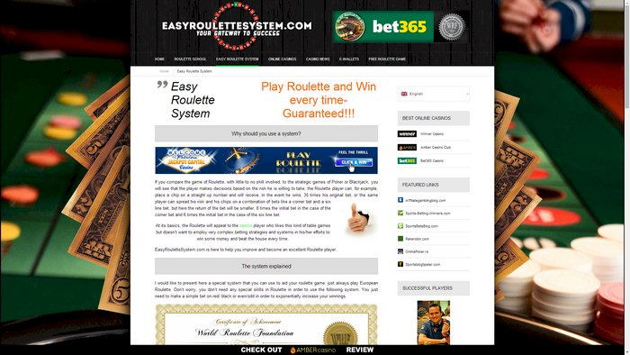 easyroulettesystem.com