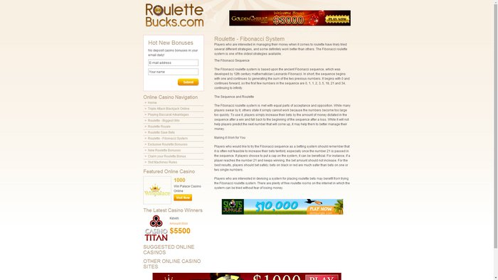roulettebucks.com