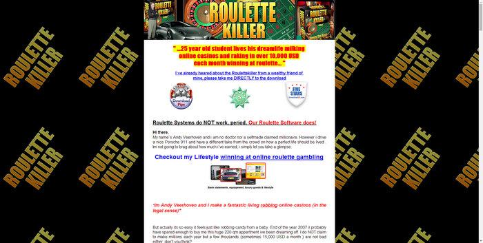 roulettekiller.com