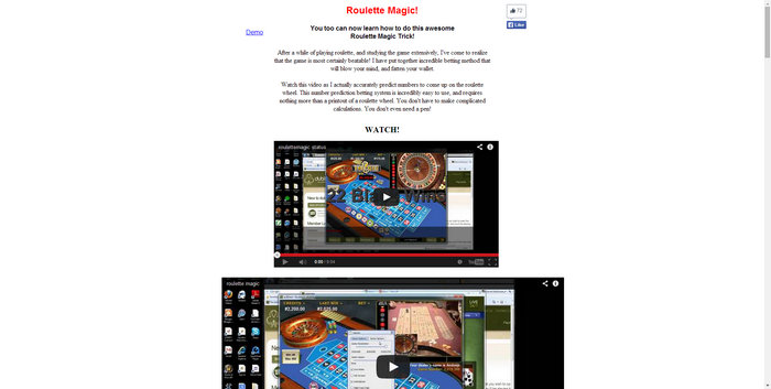 roulettemagic.net