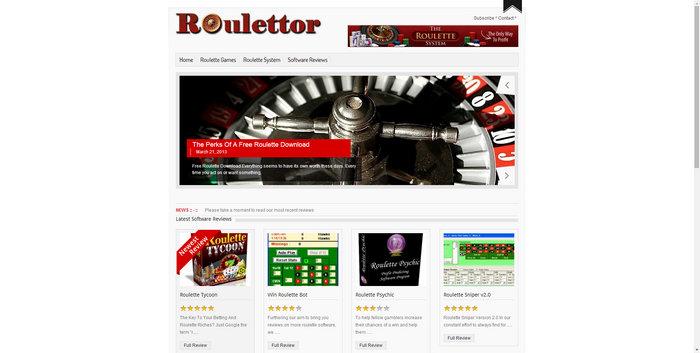 roulettor.com