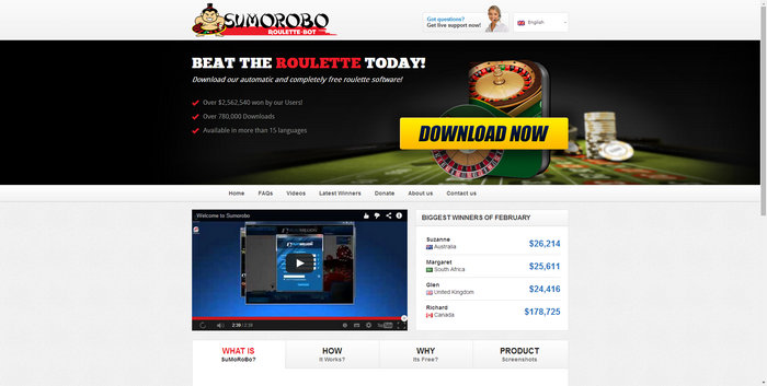 Rrsys roulette system download